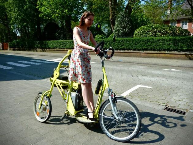 Neerman Transport Johanson3 Electric Scooter