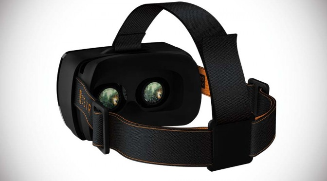 Razer OSVR Hacker Dev Kit t CES 2015
