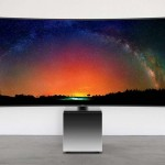 Samsung And Yves Behar Teams Up To Create A TV That Looks Like An Art Piece