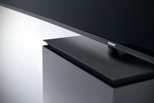 Samsung S9W SUHD TV by Fuseproject at CES 2015