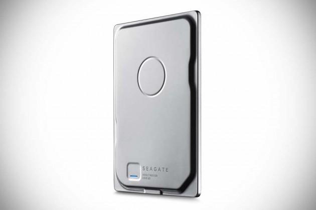 Seagate Seven Portable Hard Drive at CES 2015