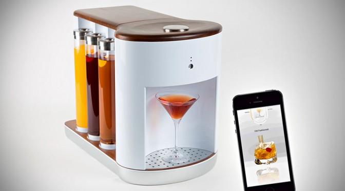 Somabar Compact Robotic Bartender