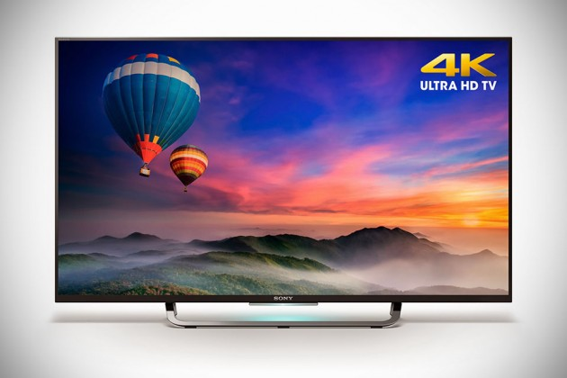 Sony 4K Ultra HD TVs for 2015 - KD-43X830C