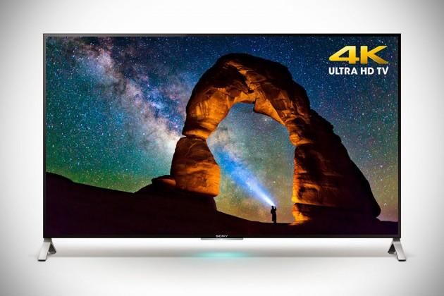 Sony 4K Ultra HD TVs for 2015 - KD-55X900C