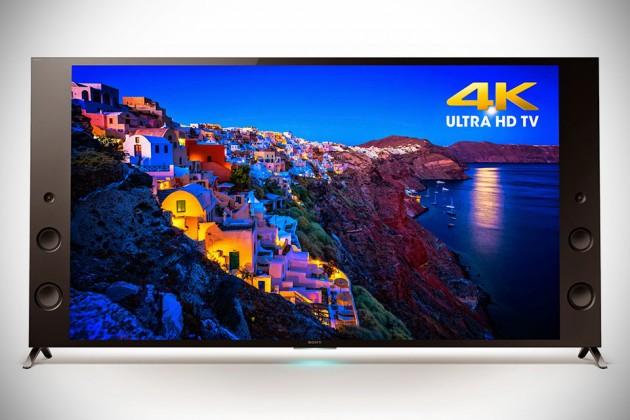 Sony 4K Ultra HD TVs for 2015 - KD-75X940C
