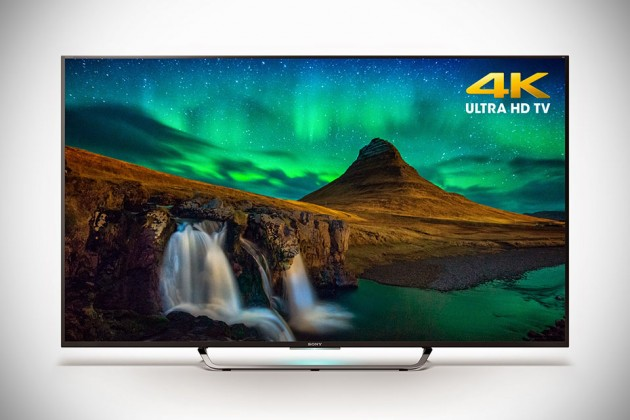 Sony 4K Ultra HD TVs for 2015 - XBR-65X850C