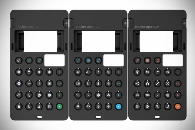 Teenage Engineering Silicone Cases for Pocket Operator