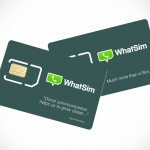 WhatSim SIM Card Lets You Chat Over Whatsapp for Free in 150 Countries