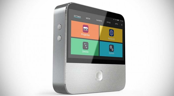ZTE Spro 2 Android Smart Projector