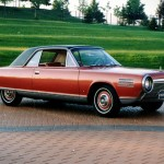 Turbine Engine is Not Limited to Aircraft, Abrams Tanks and Batmobile, This 1960s Chrysler Car Had it Too