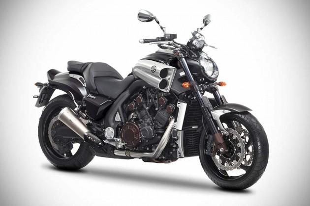 2015 Yamaha 30th Anniversary VMAX Carbon Musclebike