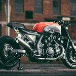 "Yamaha Introduces New VMAX Yard Built ""INFRARED"" by JvB-moto"