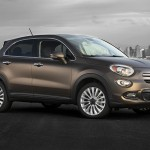 Fiat 500X Crossover Hits U.S. Market in Q2, Priced at $20,000 and Up