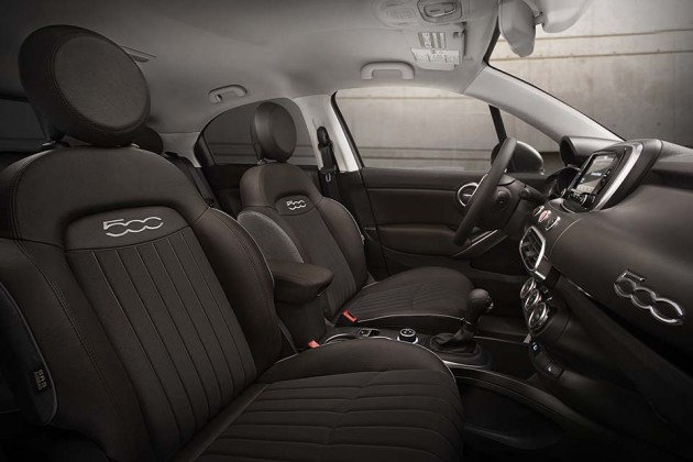2016 Fiat 500X Crossover