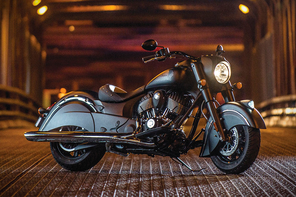 Meet Indian Motorcycles' First Model of 2016, Indian Chief ... Polaris Industries Logo