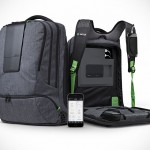 This Sleek Backpack Takes Care of the Charging Needs of All Your Gadgets