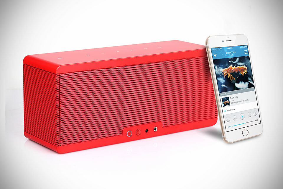 Acemile Theatre Box Makes 360-degree Surround Sound Portable, Wants ...