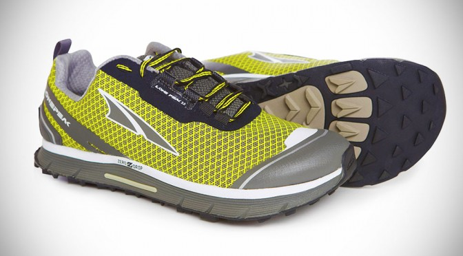 Altra Running Lone Peak Neoshell Keeps Water Out, But Won't Turn Your Feet into a Sweat Sock