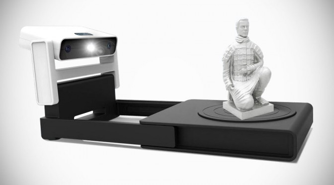 EinScan-S 3D Scanner by Shining 3D