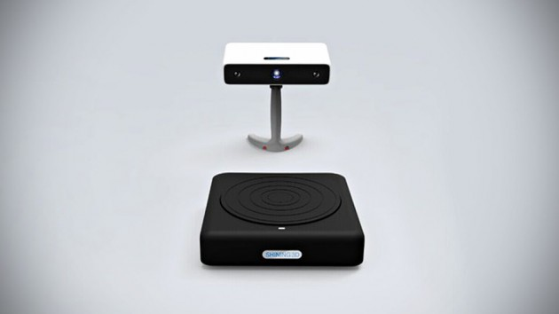 EinScan-S 3D Scanner by Shining 3D image 4