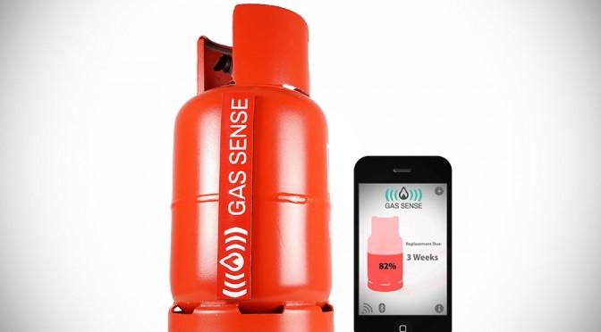 Gas-Sense LPG Gas Level Sensor