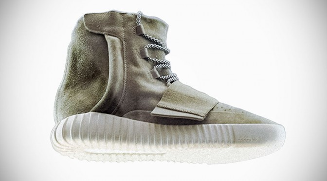 Kanye West x Adidas Originals Yeezy 750 Boost Sneakers