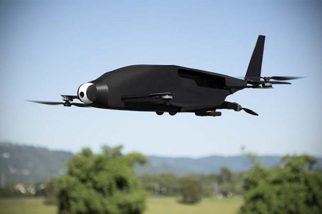 Krossblade Aerospace Skyprowler VTOL UAV