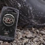 Kyocera's New Ultra-Rugged 4G LTE Handset Uses the Display to Transmit Sound Through Vibrations