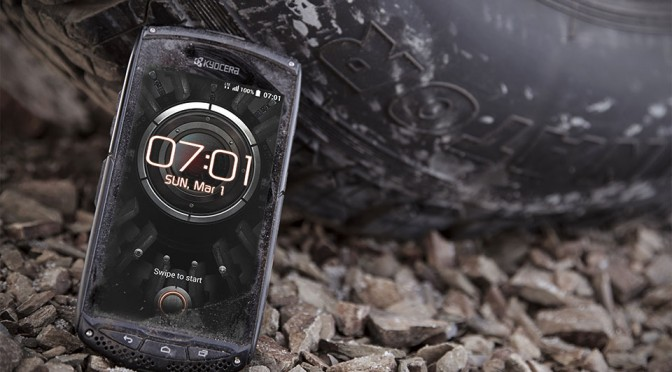 Kyocera TORQUE Ultra-rugged Smartphone