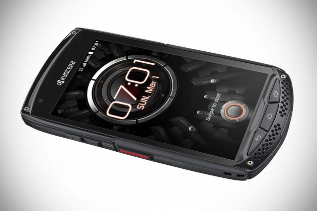 Kyocera TORQUE Ultra-rugged Smartphone