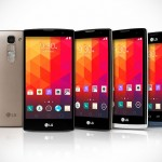 "LG Announces a Quartet of Mid-range Android-powered Smartphones with ""Exceptional Prices"""