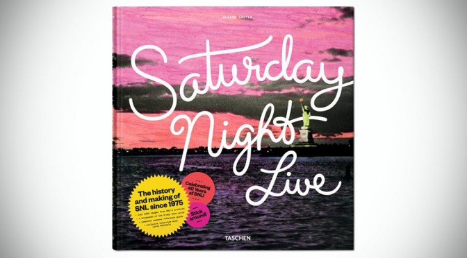 Saturday Night Live: The Book (Hardcover)