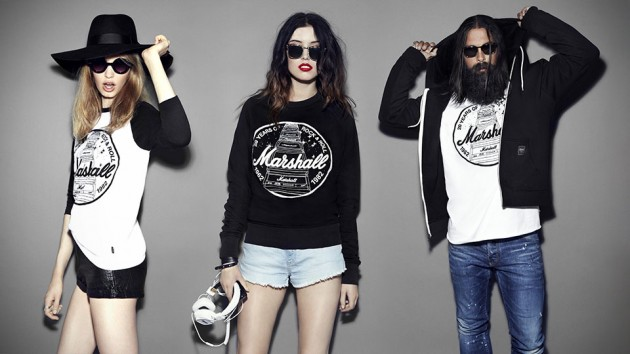 Marshall Clothing Collection