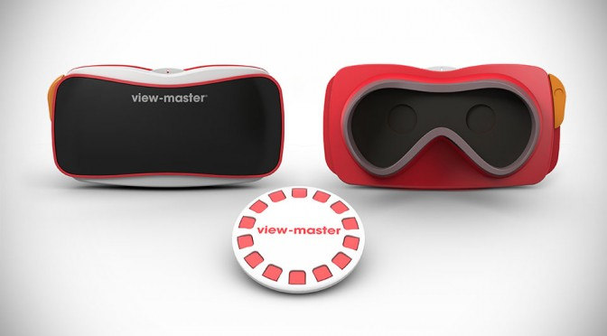 Mattel x Google View-Master Toy