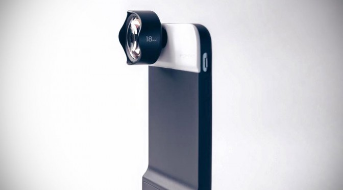 Moment Case Wants to Turn Your iPhone Into An Actual Digital Camera