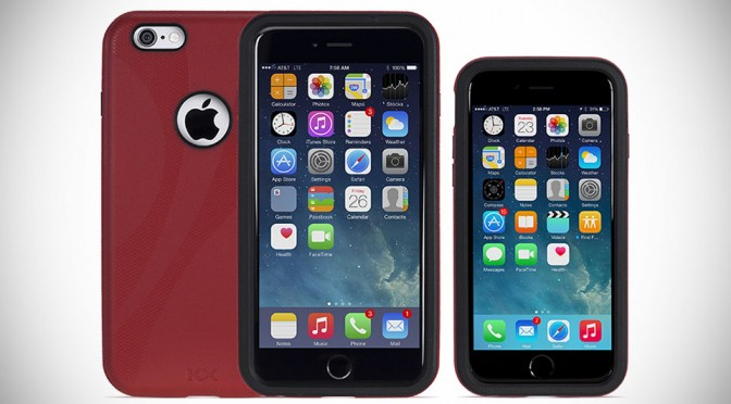 NewerTech NuGuard KX Case for iPhone 6 and 6 Plus
