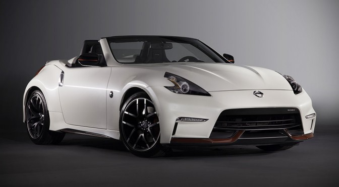 Nissan Introduces 370Z NISMO Roadster Concept and Front-wheel-drive GT-R LM NISMO Racer