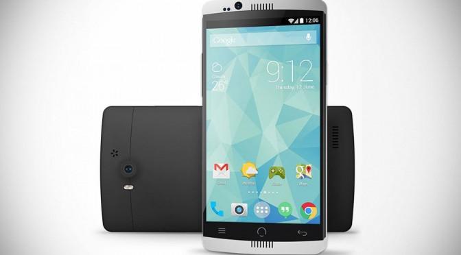 Nuu X1 Smartphone