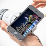 Olympus Air is a Wireless Lens Camera That Will Turn Your Smartphone into a DSLR-like Camera