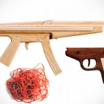 Forget About Your Heirloom-worthy Rubber Band Gun, Here Are Some That Are Modeled After Real Firearms