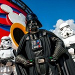 Travel: Disney Cruise Line's Star Wars Day at Sea Lets You Rub Shoulders with Darth Vader and the Gang