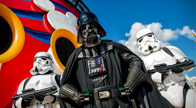 Star Wars Day at Sea by Disney Cruise