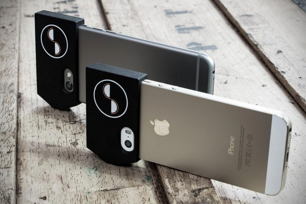 Stesco 3D Imaging and Videoing Accessory for iPhone