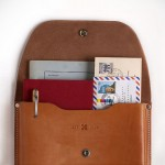 The Gfeller Document Case by Best Made Co.: Uber Stylish Document Case That's Hard to Ignore
