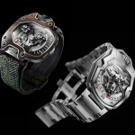 "URWERK Launches Three New Timepieces, Includes UR-110 ""East Wood"" with Tweed Strap"
