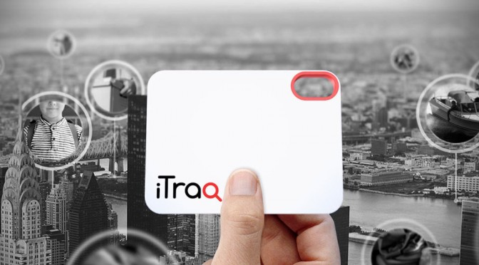This Credit Card Size Tag Is A Global Tracking Device That