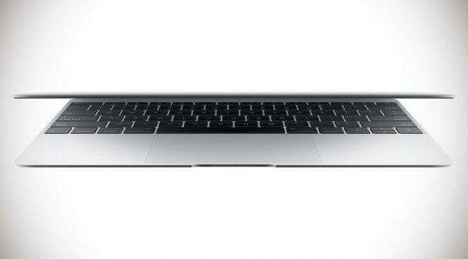2015 Apple 12-inch MacBook