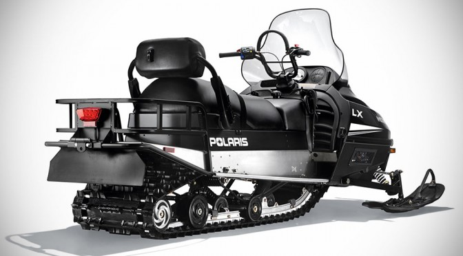 2016 Polaris 550 WideTrak LX