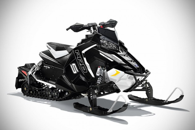 2016 Polaris 800 Rush Pro-S Night Lightning LE