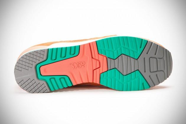"ASICS Gel Lyte 3 ""Waterproof Pack"" Shoes - Fresh Salmon"